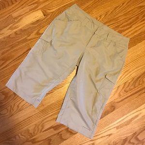❤️4+/50%off❤️Columbia Capri long shorts